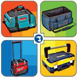 Gereedschapskoffer & tassen