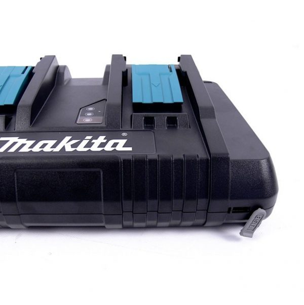 MAKITA DLX5043PT 18V 5PC COMBO KIT INC 3X 5AH BATTS WITH TWIN CHARGER 5