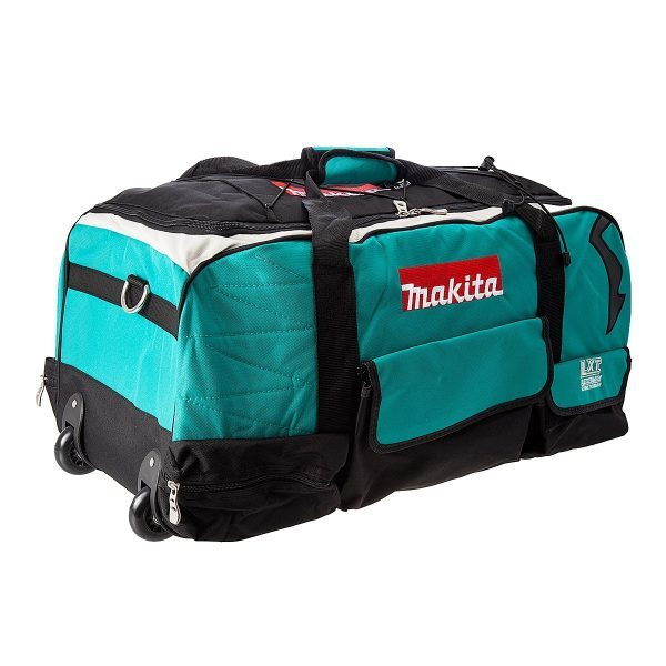 MAKITA DLX5043PT 18V 5PC COMBO KIT INC 3X 5AH BATTS WITH TWIN CHARGER 6